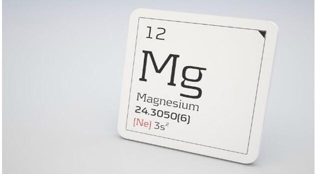 mg-магнезий