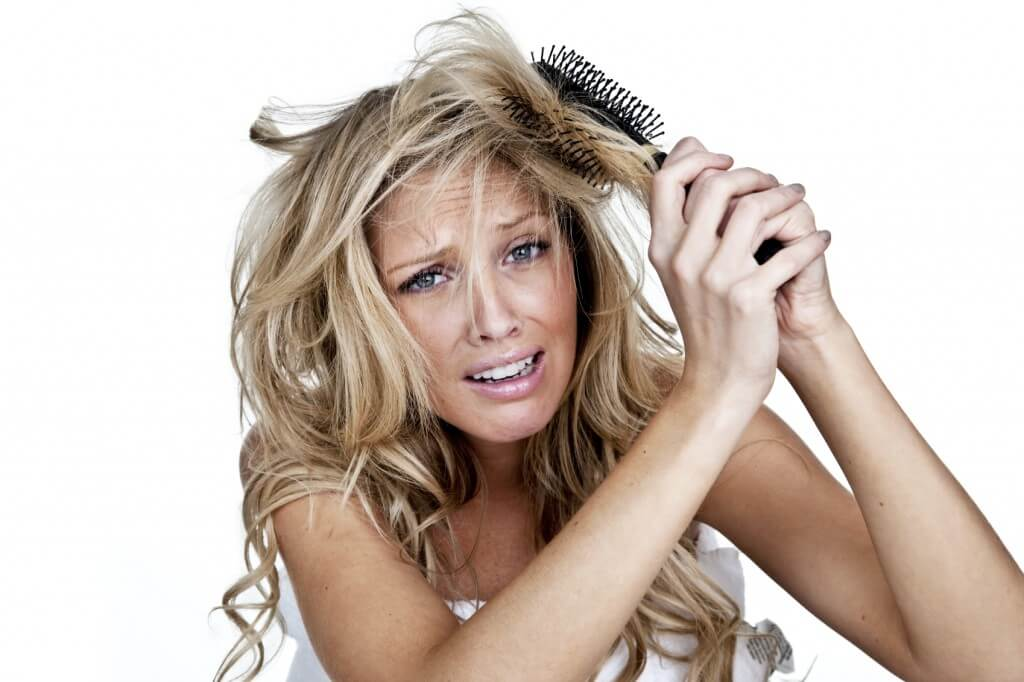 проблеми с кожата, косата и ноктите