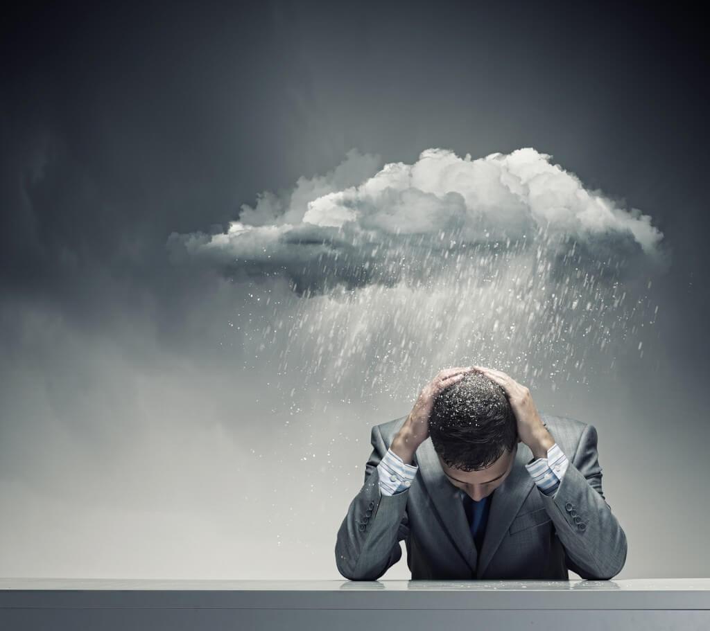 депресия - симптоми, лечение