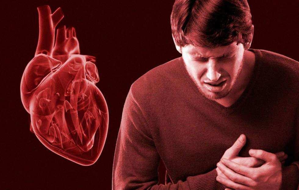 Болно сърце