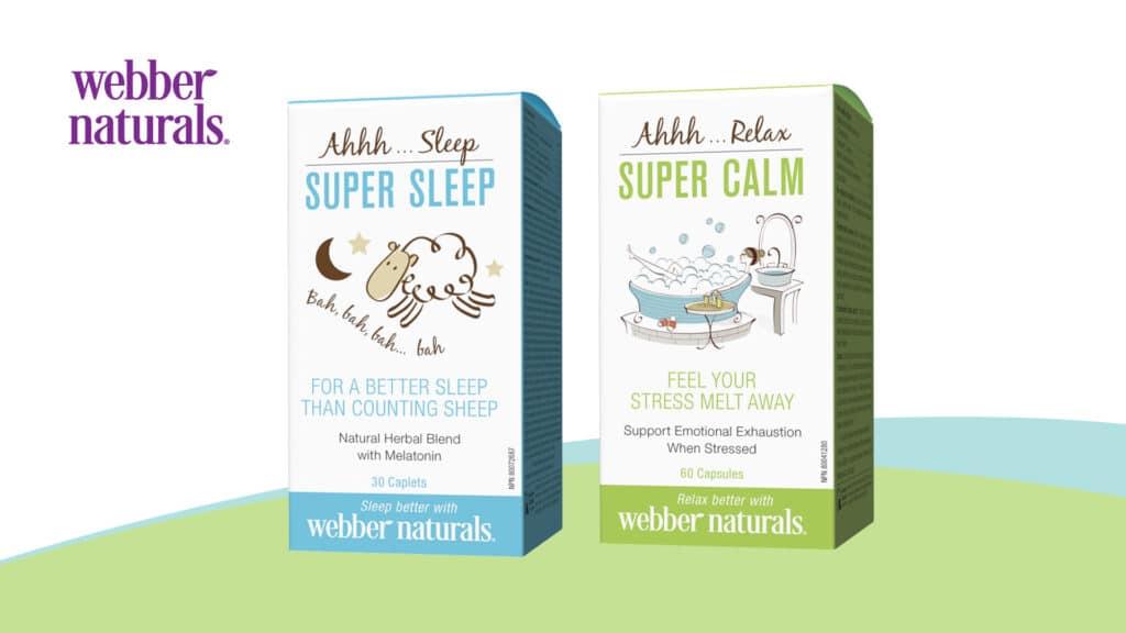 Натурални продукти срещу стрес