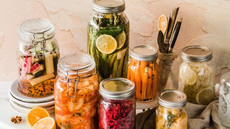 Ферментирали храни